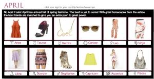 April Fashionscopes