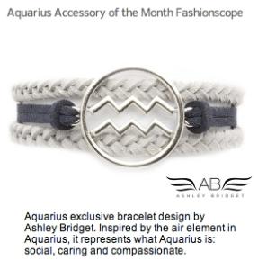 Aquarius Accessory Month Fashionscope
