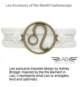 Leo Accessory Month Fashionscope