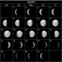 Best and Bad Lunar Haircut Days for July