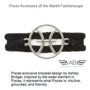 Pisces Accessory Month Fashionscope