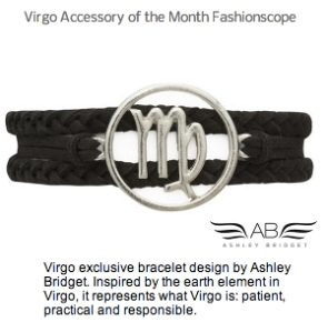 Virgo Accessory Month Fashionscope