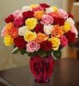 Taurus: Roses